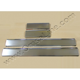 AUDI A3 8PA  Door sills  Chrome S. Steel 304