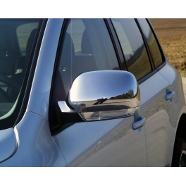 AUDI Q7   Wing Mirrors Covers Chrome S. Steel 304