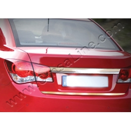CHEVROLET Cruze   Boot Lid Grip Trim Cover  Chrome S. Steel 304