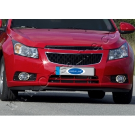 CHEVROLET Cruze   Fog Spot Lights   Surrounds Trims ABS Chromed