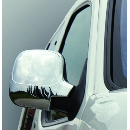 CITROEN Berlingo Mk1  Wing Mirrors Covers ABS Chromed