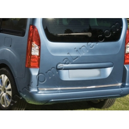 CITROEN Berlingo Mk2  Tailgate Trim  Bottom Chrome S. Steel 304