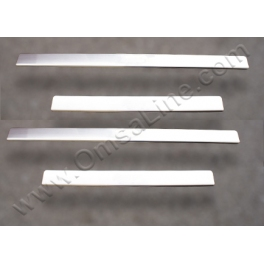 CITROEN Berlingo Mk2  Door sills  Chrome S. Steel 304