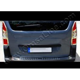 CITROEN Berlingo Mk2  Taillights Surrounds Trims Chrome S. Steel 304