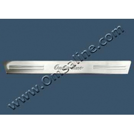 CITROEN C2   Door sills  Chrome S. Steel 304