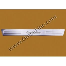 CITROEN C3 Mk1 5 Doors Door sills 4 Pieces Chrome S. Steel 304