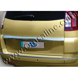 CITROEN C4 PICASSO Mk1  Tailgate Handle Trim Cover  Chrome S. Steel 304