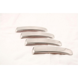 CITROEN Nemo  4 Doors Door Handle Covers  Chrome S. Steel 304
