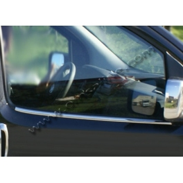 CITROEN Nemo   Windows Trims  Chrome S. Steel 304