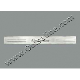 DACIA Logan Mk1 Facelift Door sills  Chrome S. Steel 304