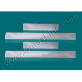 DACIA Sandero   Door sills  Chrome S. Steel 304