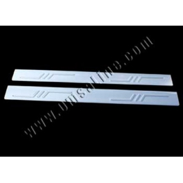CITROEN Jumpy/Despatch Mk2  Door sills 2 Pieces Chrome S. Steel 304