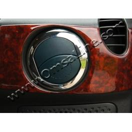 FIAT Doblo Mk1  Air Vents 4 Pieces Chrome S. Steel 304