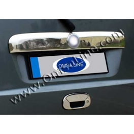 FIAT Doblo Mk1 Facelift Tailgate Grip Trim Cover  Chrome S. Steel 304
