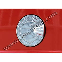 FIAT Doblo Mk1  Fuel tank cover  Chrome S. Steel 304