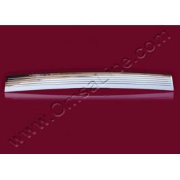 FIAT Doblo Mk1  Rear bumper protector  Chrome S. Steel 304