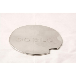 FIAT Doblo Mk2  Fuel tank cover  Chrome S. Steel 304