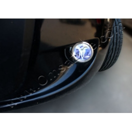 FIAT Fiorino Mk3  Fog Spot Lights   Trims Chrome S. Steel 304