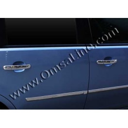 FORD C-MAX Mk1  Door Handle Covers  Chrome S. Steel 304