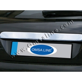FORD C-MAX Mk1  Tailgate Grip Trim Cover  Chrome S. Steel 304