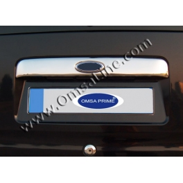 FORD Transit Connect   Tailgate Grip Trim Cover with space for badge Chrome S. Steel 304