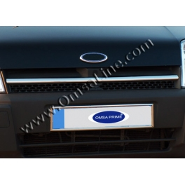 FORD Transit Connect  Prefacelift  Grill Cover  Chrome S. Steel 304