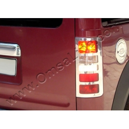 FORD Transit Connect   Tail Lights Trims Chrome S. Steel 304