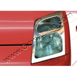 FORD Transit Connect   Headlights  Surrounds Trims Chrome S. Steel 304