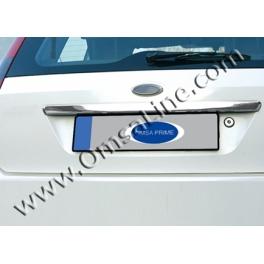 FORD Fiesta Mk6  Tailgate Grip Trim Cover  Chrome S. Steel 304