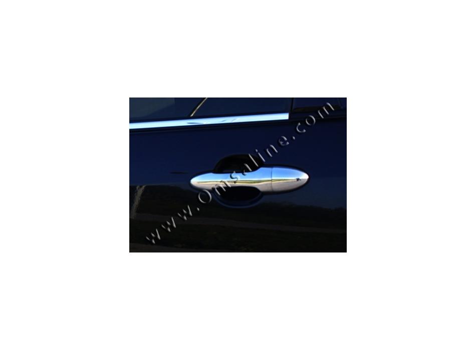 Ford focus mk1 door handle covers 2 pieces chrome s steel 304
