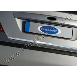 FORD Focus Mk2 Saloon Boot Lid Grip Trim Cover  Chrome S. Steel 304