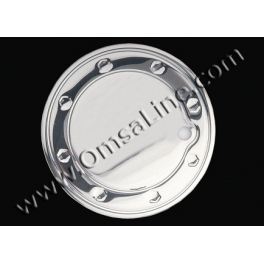 FORD Fusion   Fuel tank cover  Chrome S. Steel 304
