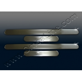 HONDA Civic Mk8 Saloon Door sills  Chrome S. Steel 304