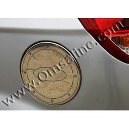 HYUNDAI GETZ   Fuel tank cover  Chrome S. Steel 304