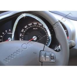 KIA Sportage Mk3  Speedomter Trims Chrome S. Steel 304
