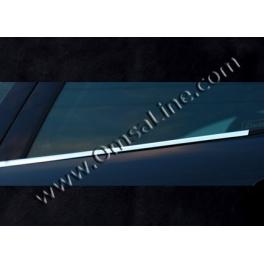 MERCEDES C W203 Facelift Windows Trims  Chrome S. Steel 304