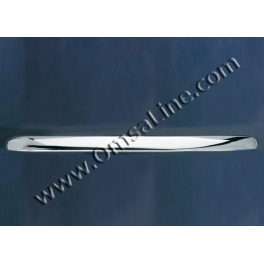 MERCEDES CLK W208  Boot Lid Grip Trim Cover  Chrome S. Steel 304