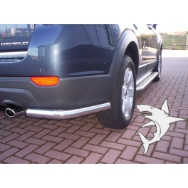 CHEVROLET Captiva Rear Corner Bars RCB01