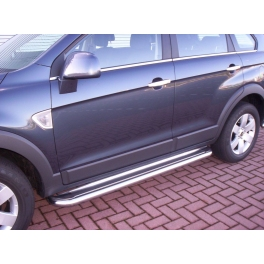 CHEVROLET Captiva S.Steel Running Boards SSC02