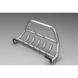 ISUZU D-max Rodeo Mk2 Front Bull-Bar With Bottom Grille FGBM01
