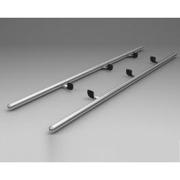 MAZDA BT50 Mk2 Side Bars B1 SSB01