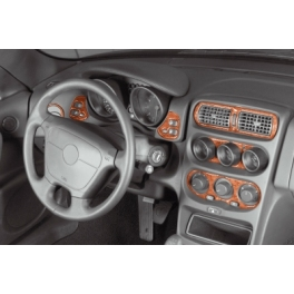 Alfa Romeo GTV   Dash Trim Kit 3M 3D 18-Parts