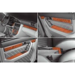 Audi A6 C4 Dash Trim Kit 3M 3D 22-Parts