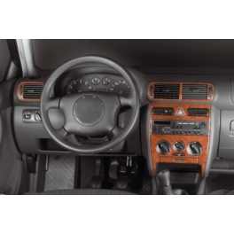 Audi A3 8L Dash Trim Kit 3M 3D 8-Parts