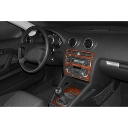 Audi A3 8PA Dash Trim Kit 3M 3D 7-Parts
