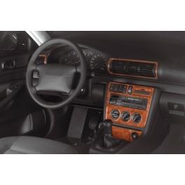 Audi A4 B5 Dash Trim Kit 3M 3D 7-Parts