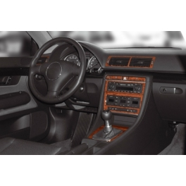 Audi A4 8E Dash Trim Kit 3M 3D 11-Parts