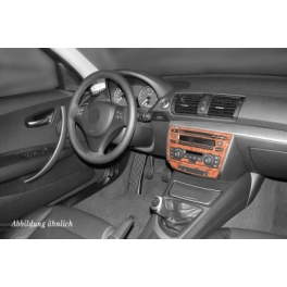 BMW 1 Series E87 Dash Trim Kit 3M 3D 5-Parts