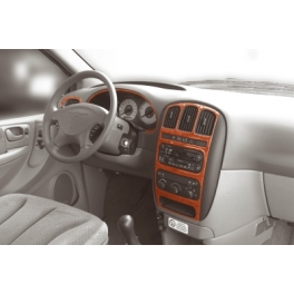 Chrysler Voyager MK4 Dash Trim Kit 3M 3D 7-Parts