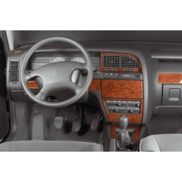 Citroen Xantia II  Dash Trim Kit 3M 3D 18-Parts